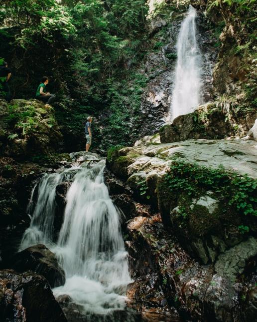 Tokyo nature day trip, Hossawa Falls (Hinohara Waterfall)