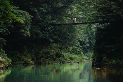 Tokyo hiking day trip, Okutama