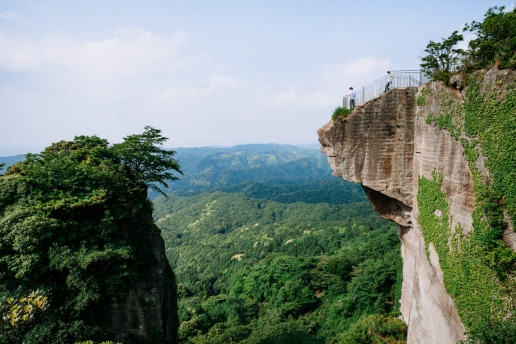 Hiking day trip from Tokyo, Nokogiriyama, Chiba