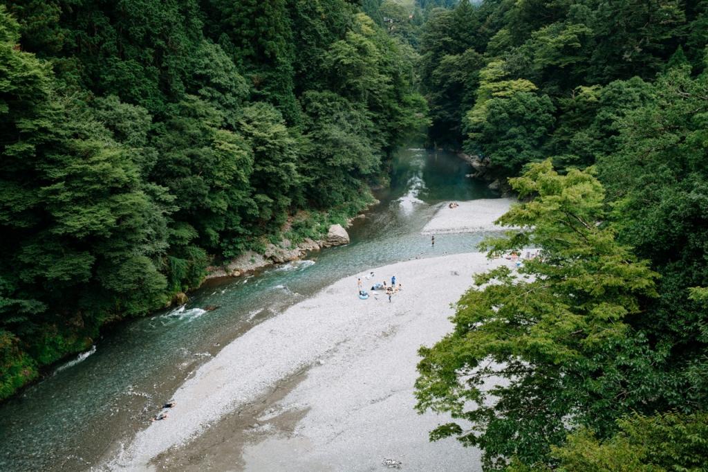 Tokyo nature day trip to Okutama