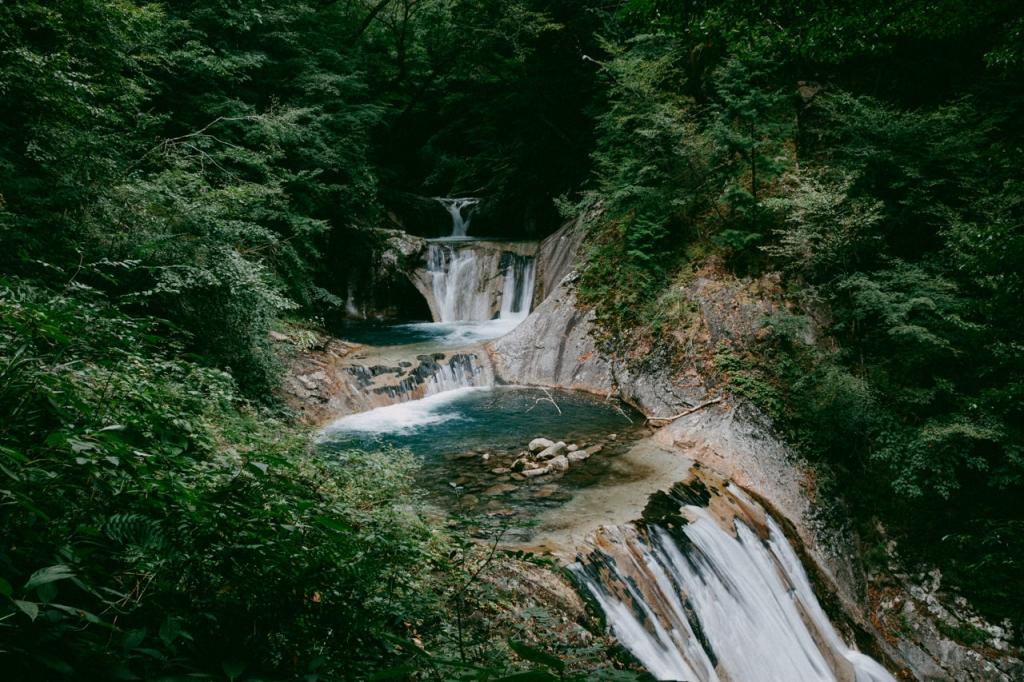 Hiking day trip from Tokyo, Nishizawa Gorge, Yamanashi