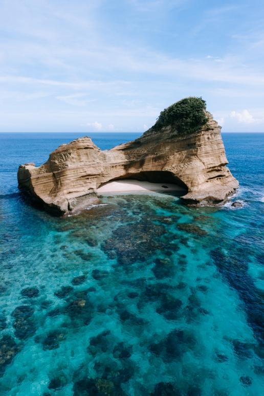 Deserted island paradise of Tanegashima, Kagoshima, Japan