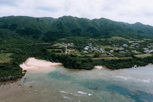 Crystal beach and snorkeling spot, Ishigaki Island, Japan