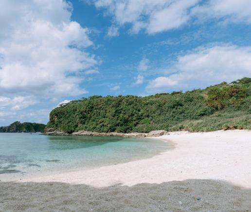 Hizushi Beach, Aka Island, Okinawa, Japan