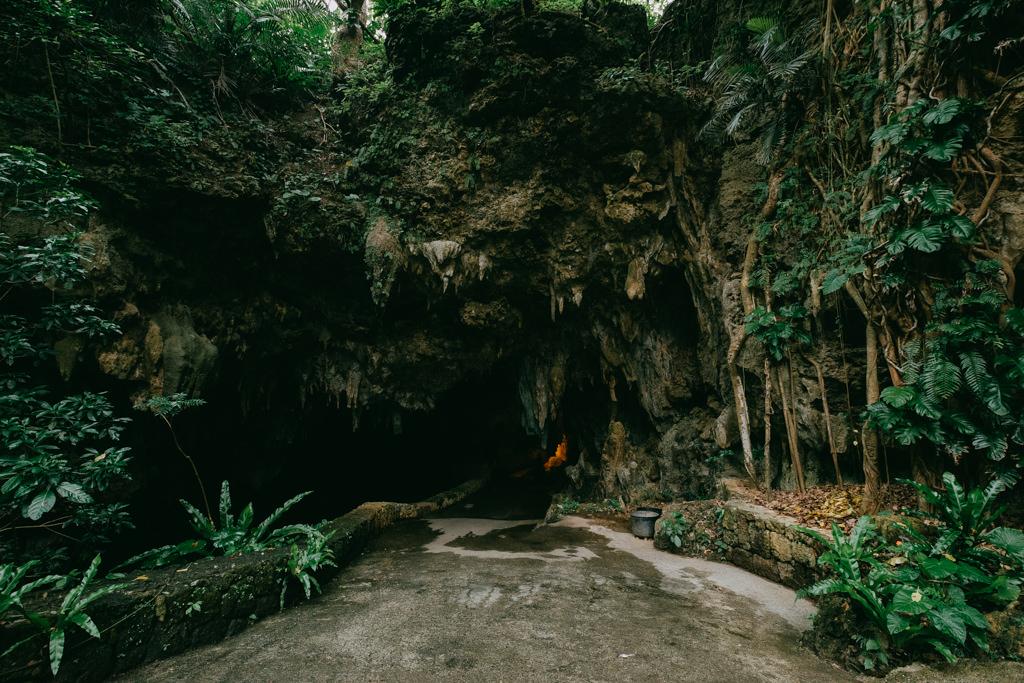 Sabichi limestone cave, Ishigaki Island, Okinawa, Japan