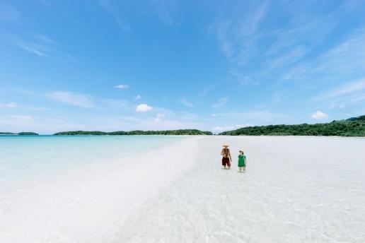 Ishigaki Island beach, Tropical Japan