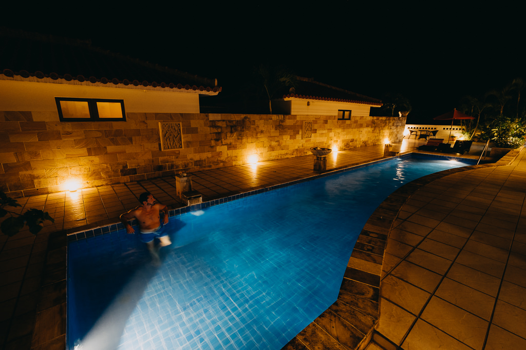 Boutique hotel with pool, Ishigaki Island, Okinawa, Japan