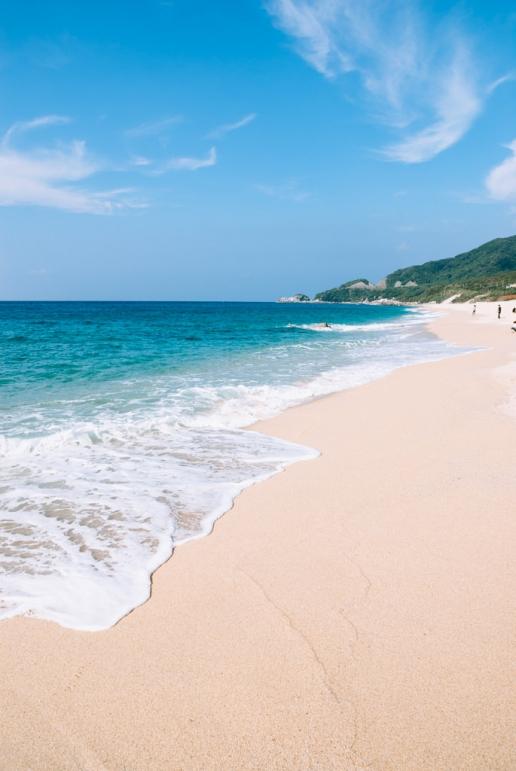 Yakushima beach, Kagoshima, Japan