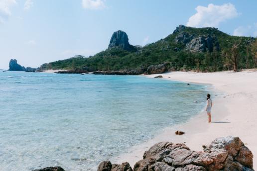 Travel tips, Izena Island, Okinawa, Japan