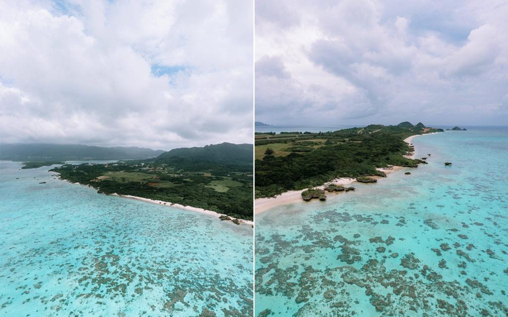 Kabira Tabaga Beach, Ishigaki Island, Okinawa, Japan