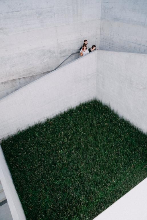 Benesse House Museum by Ando Tadao, Naoshima, Japan