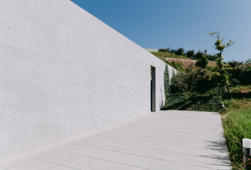 Chichu Art Museum by Ando Tadao, Naoshima, Japan