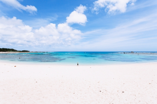 Tomori Beach, Amami Oshima Island, Kagoshima