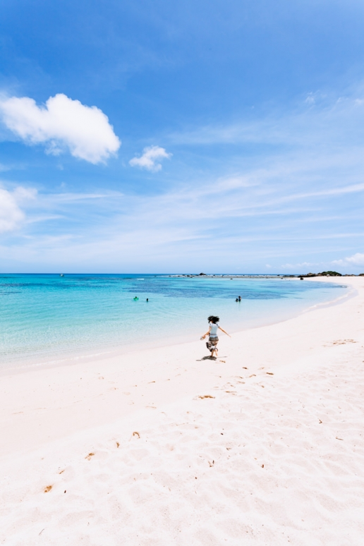 Tropical water beach, Amami Oshima, Kagoshima, Japan