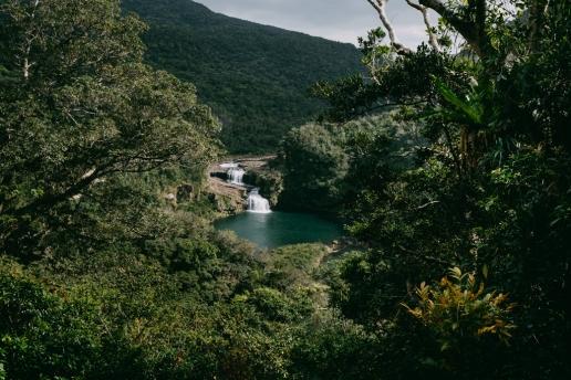 Mariudo Falls, Iriomote Island, Okinawa, Japan