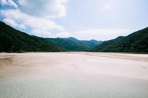 Beautiful landscape of the Goto Islands, Nagasaki