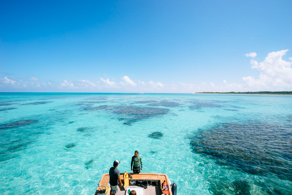 Sekisei Coral Lagoon, Yaeyama Islands, Okinawa, Japan