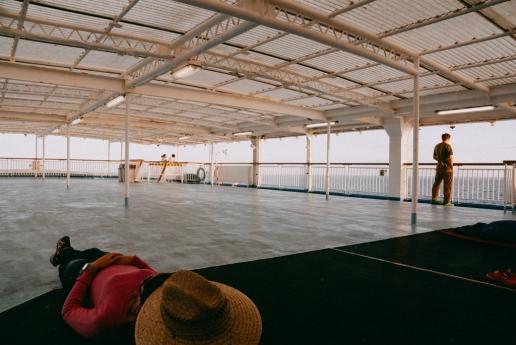 Tokyo Izu Islands Ferry